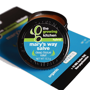 Mary's Way Salve 10mg THC