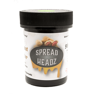 Spread Headz 900mg Cannabis Infused Peanut Butter