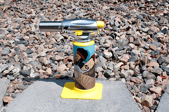 Errylbird Butane Torch Art Series review