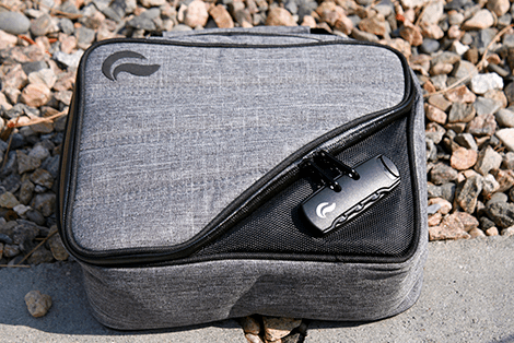 Skunk Inc. Smell-proof Pilot Bag