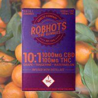 Robhots 10:1 CBD Gummies