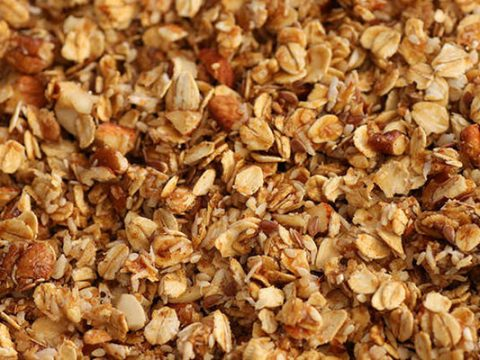 cannabis infused granola