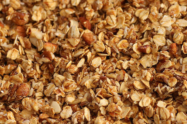 Cannabis Infused Honey Granola Crunch