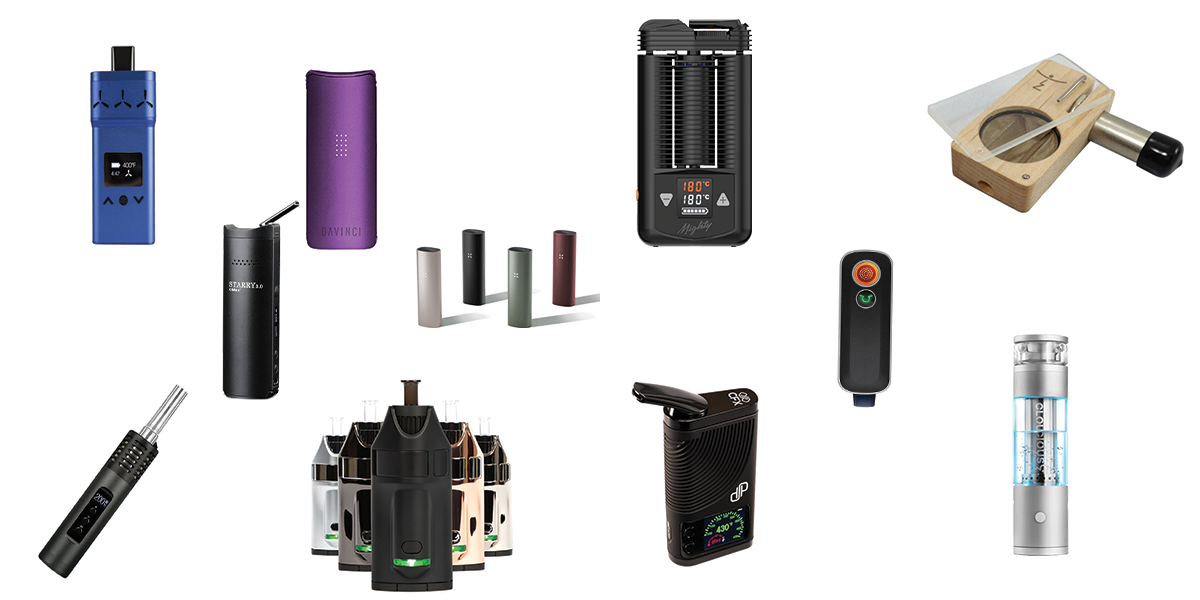 Top 21 Portable Vaporizers for 2021