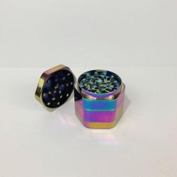 Nomatiq Hex Rainbow+grinder4