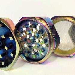 Nomatiq Hex Rainbow+grinder6